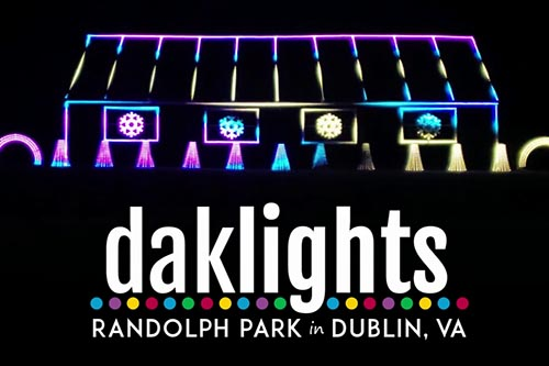 DAK Lights Begin Tonight