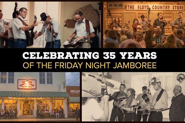 35th Anniversary of The Friday Night Jamboree