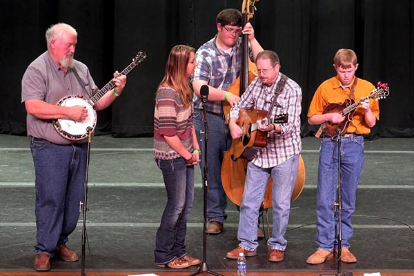 12/14: Fiddle, Banjo, and Dance Jamboree