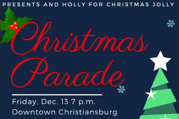 Rescheduled: Christmas at the Market & Parade