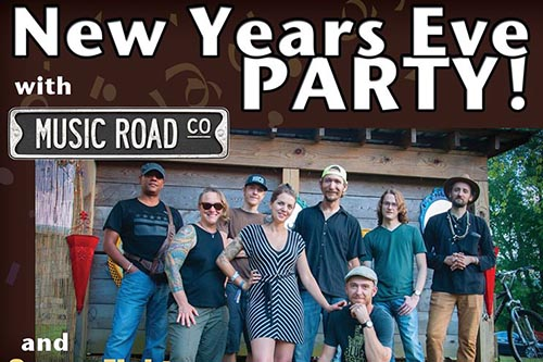 12/31: New Year's Eve at Dogtown Roadhouse