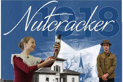 12/21: The 1918 Nutcracker Ballet
