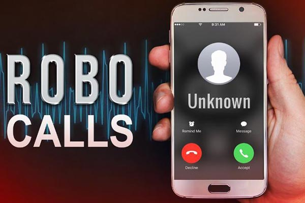 Griffith Supports Legislation to Crack Down on Robocalls