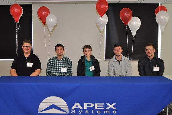 Local students chosen for AEP apprenticeship