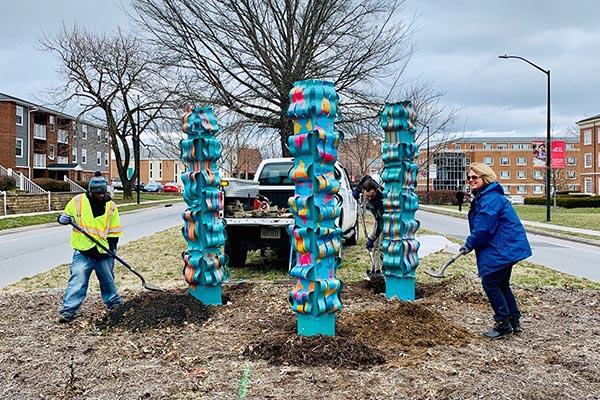 Public art program grows in Radford