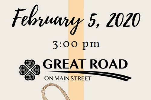Great Road on Main Grand Opening