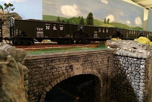 1/25-26: NRV Modular Railroad