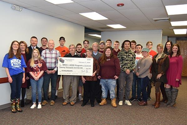 Lunch Pail Defense Foundation donates $20K