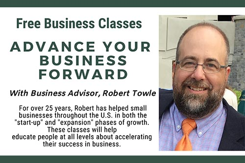 Advance Your Business Forward with Robert Towle
