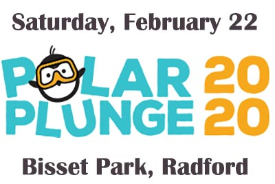 2/22: Polar Plunge for Special Olympics