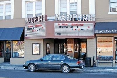 Radford Theatre offers Popcorn to Go