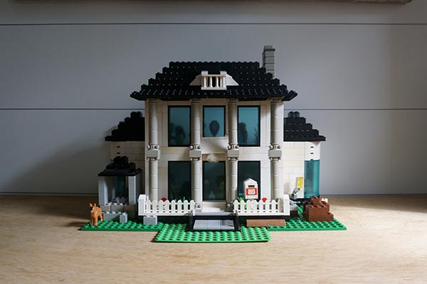 Lego Home Building Contest Winners