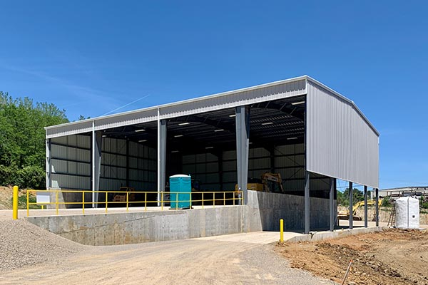 Meridian Waste Opens Facility in Christiansburg