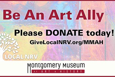 GiveLocalNRV to benefit Montgomery Museum