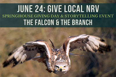 6/24: GiveLocal to benefit Springhouse