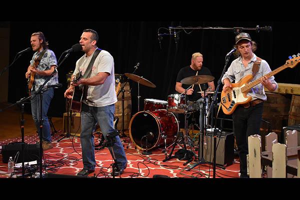 8/29: Brad Heller & The Fustics