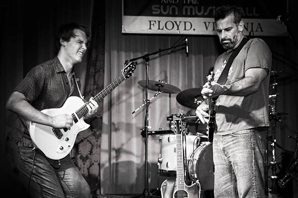 8/29: Brad Heller & The Fustics 6