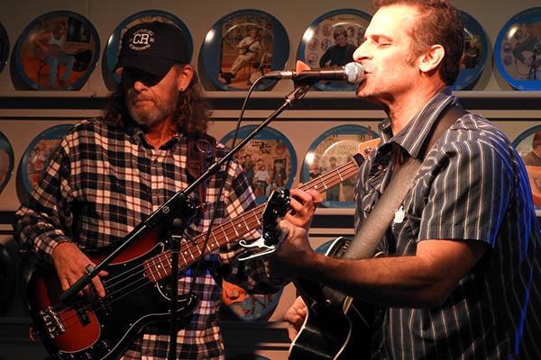 8/29: Brad Heller & The Fustics 5