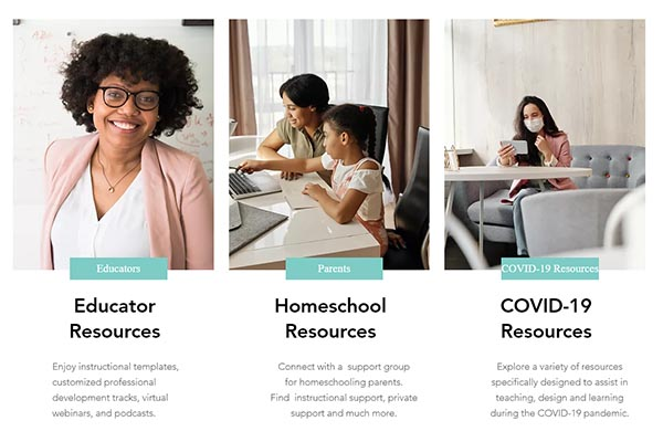 Free resources for education