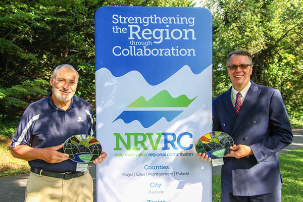 NRVRC Annual Award Winners
