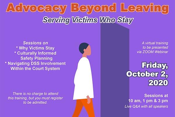 10/2: Domestic Violence Webinar