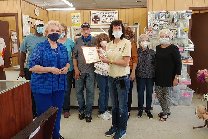 Vitale honored for Outstanding Community Service