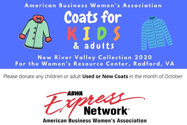 New River Valley Coats for Kids Collection