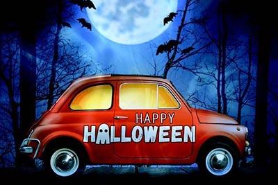10/31: Citizens Drive-thru Halloween Circus