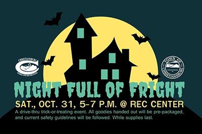10/31: Night Full of Fright in Christiansburg