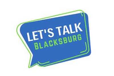 Let's Talk Blacksburg Launched