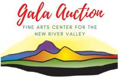 Fine Arts Center Online Auction