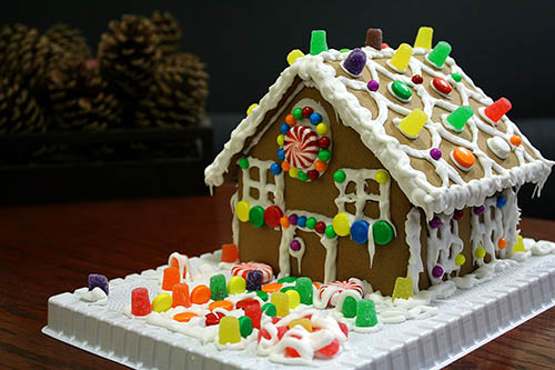 The Floyd Gingerbread House Contest