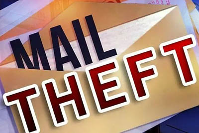 Mail theft reported in Riner