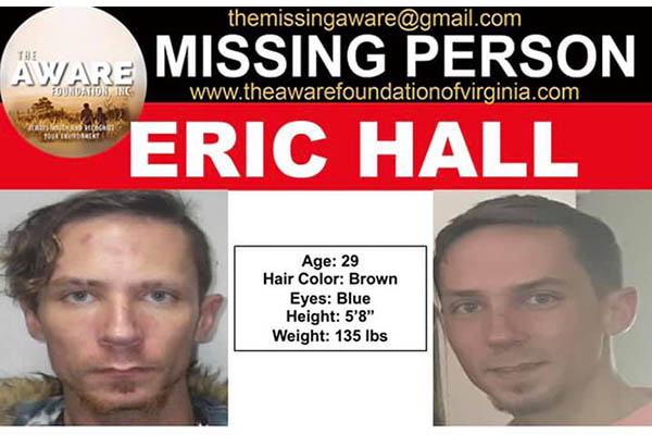 Missing Wythe County Man