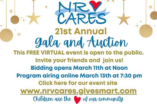 NRV CARES Auction