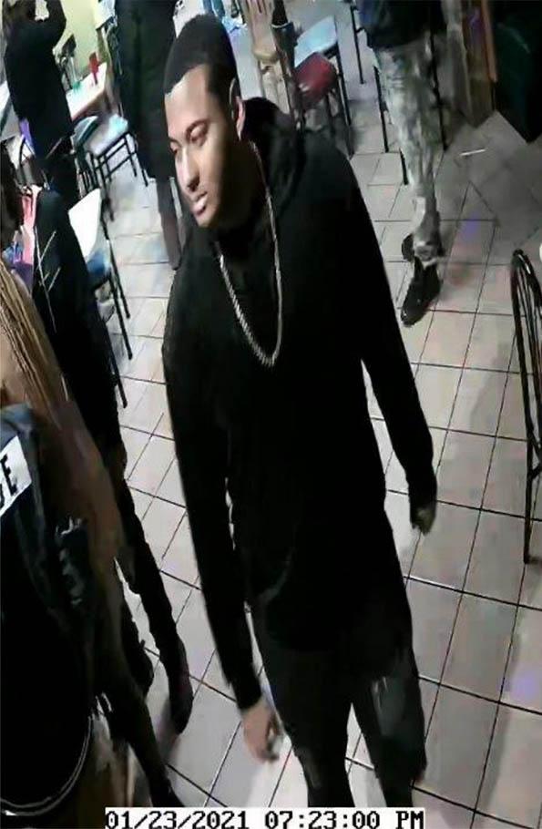 Shooting suspect sought 4