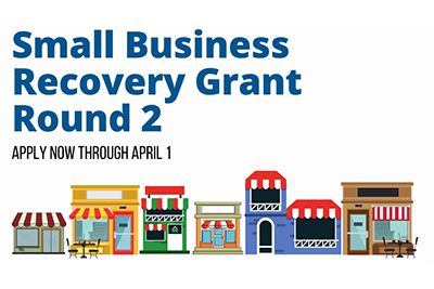 2nd Round of COVID Relief Business Recovery Grants