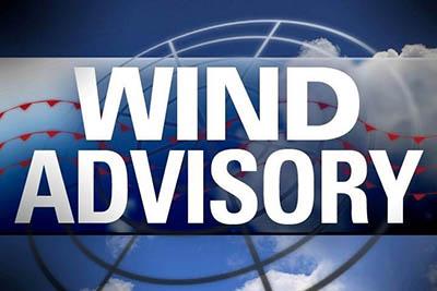 Wind Advisory Extended