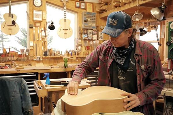 Jackson Cunningham Guitar Raffle