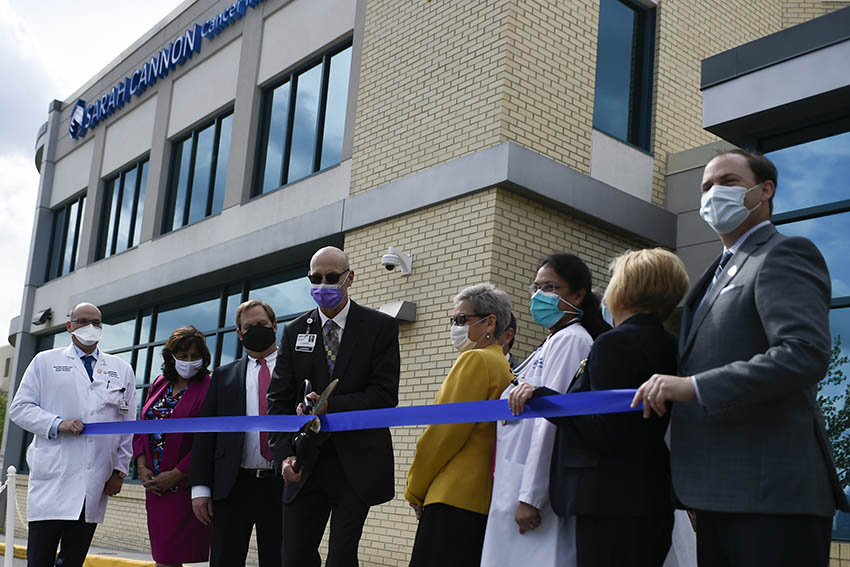 LewisGale Health System to partner with Sarah Cannon