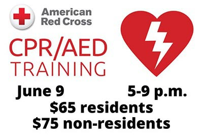 Adult and Pediatric CPR Course June 9 2