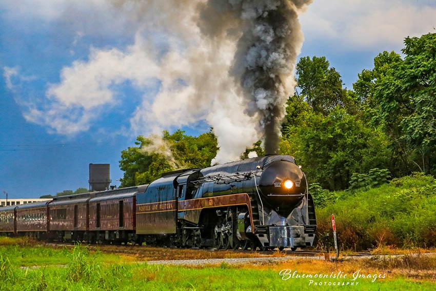 Rail Themed Photography Exhibit