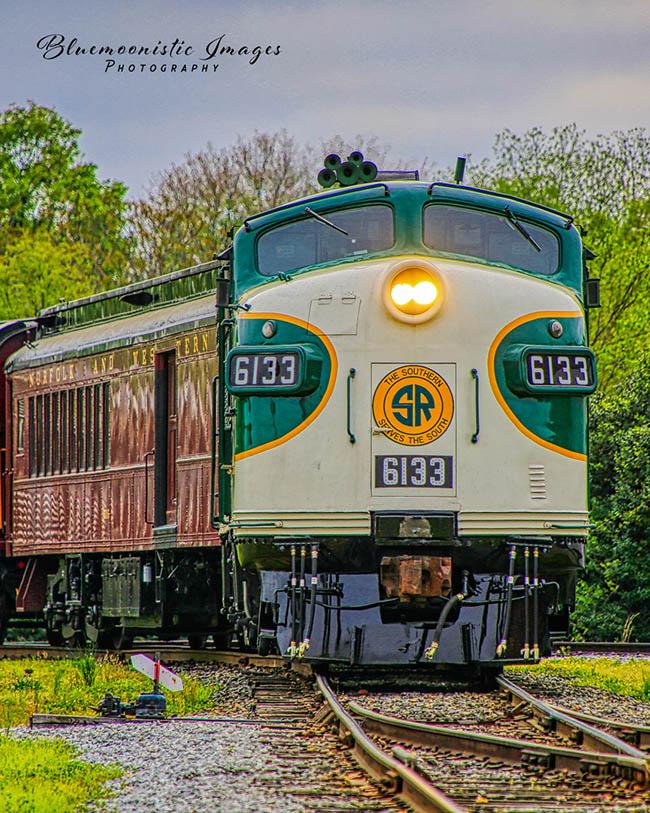 Rail Themed Photography Exhibit 2