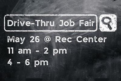 5/26: Drive-Thru Job Fair 2