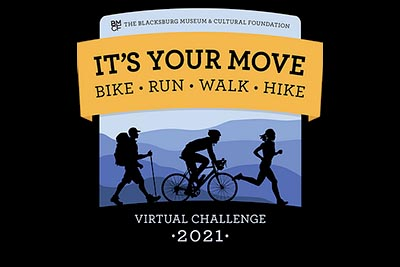 Bike, Run, Walk, or Hike Fundraiser
