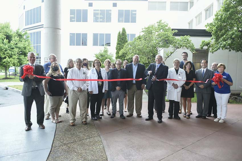 Cardiac Catheterization Lab opens at LewisGale Montgomery