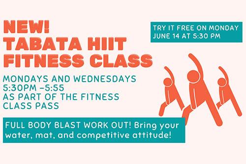 New Tabata HIIT Fitness Class 28