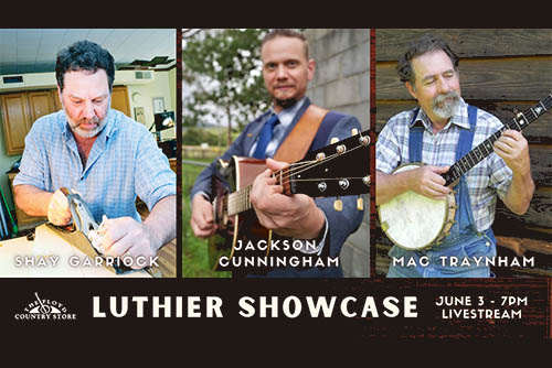 Luthier Showcase by Floyd Country Store