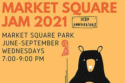 6/23: Market Square Jam: The McKenzies 22