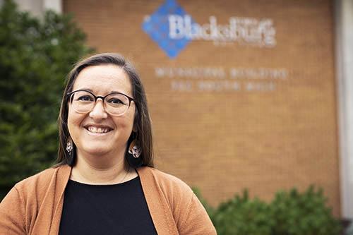 Spaulding Appointed Blacksburg Town Clerk 2